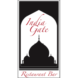 India Gate Restaurant Restaurant Logo